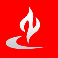Image of the application's icon. It looks like a flame burning above a bowl or vessel.